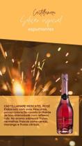 Espumante Castellamare Moscatel Rose  - 750 ml - Coop, Vinicola  São João