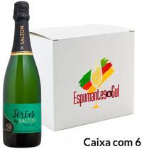 Espumante Demi Sec Séries by Salton 750ml - Caixa com 6 -