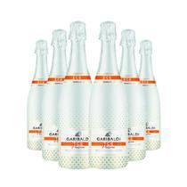 Espumante Ice Garibaldi Demi Sec Branco 6x750 ml -