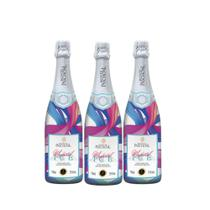 Espumante Monte Paschoal Moscatel Ice 750ml (3 Unidades) - Monte Pachoal