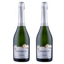 Espumante Moscatel 750ml Garibaldi Kit 2 -