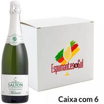 Espumante Moscatel Salton 750ml - Caixa com 6 -