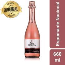 Espumante San Martin Moscatel Rose 660ml - Panizzon