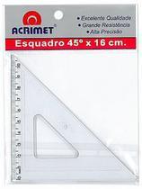 Esquadro 45º 26 cms522.0 - Acrimet