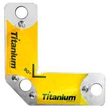 Esquadro magnetico 07kg titanium 5306 -