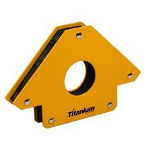 Esquadro magnetico 35kg titanium 4326 -