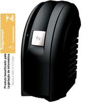 Estabilizador 110v 300Va 4 Tomadas Mono Micro Ts Shara 244 - Preto -