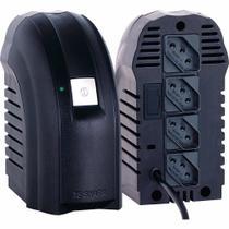 Estabilizador 300va Bivolt  Saída 115v Powerest 4 Tomadas 9001 Ts Shara -