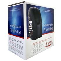 Estabilizador 500VA Monovolt TS Shara PowerEst 9014 Preto -