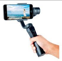 Estabilizador de câmera e celular handheld gimbal H4 3 eixos - Zhiyun