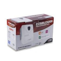 Estabilizador Eletrodoméstico 2000VA 115V Cinza Forceline -