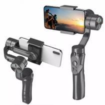 Estabilizador Gimbal H4 3 Eixos Para Smartphone Android IOS - Handheld Gimbal