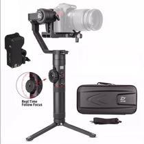 Estabilizador Gimbal Inteligente Crane 2 Zhiyun-Tech para Câmeras DSLR e Mirrorless -