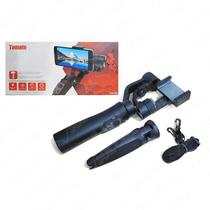 Estabilizador para celular gimbal 3 eixos mtg-3030 - Tomate