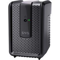 Estabilizador Sms Bivolt Protetor Eletronico 300va P/ Pc Tv -