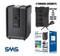 Estabilizador SMS Revolution Speedy 300VA Mono -