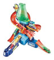 Estação Científica Hot Wheels Color Change - Mattel -