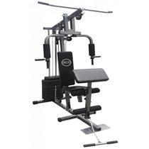Estação de musculação 80kg 001 - Wct Fitness