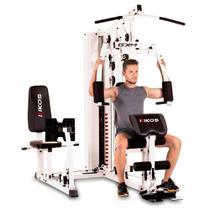 Estação de Musculação Kikos Gx4 Branco -