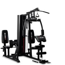 Estação de Musculação Kikos Gx4i Condomínio Treino Com 65KG -