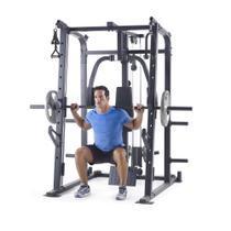 Estação de musculação pro 8500 - completa - Weider