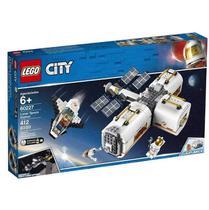 Estação Espacial Lunar - Lego