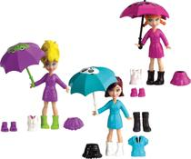 Estacoes da POLLY Nova - Mattel