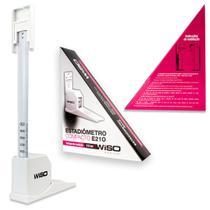 Estadiômetro Compacto E210 2,10 Metros Wiso -