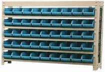 Estante caixa box organizadora para gavetas bin nº 3  ( 25 a 240 Gavetas ) - Max