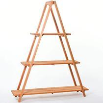 Estante Escada Aquiles Stain - Mão e Formão -