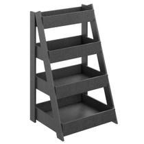 Estante Escada Multiuso Organizador Life 1001 - BE Mobiliário -