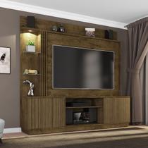 Estante Home Painel Bechara Atlanta Para Tv Até 65 Pol - Móveis Bechara