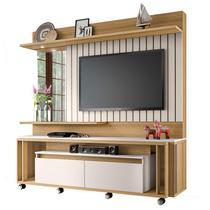 Estante Home Painel para TV até 60 Pol Eclipse Frejó/Off White - HB Móveis -