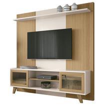 Estante Home Painel para TV até 60 Pol. Marchê Freijó/Off White - HB Móveis -