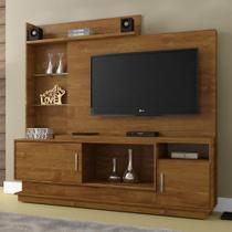 Estante Home para TV Adustina Caramelo - CHF - Chf móveis