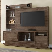 Estante Home para TV Adustina CHF Chocolate