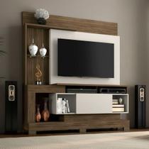 Estante Home para TV até 50 Polegadas 1 Porta 5 Nichos NT 1060 Nótável - Notável Móveis