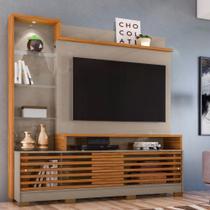 Estante Home para TV até 55 Polegadas LED 2 Portas Frizz Prime Madetec -