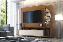 Estante Home Sala Para Tv Ate 55 Polegadas Elegance - Lukaliam