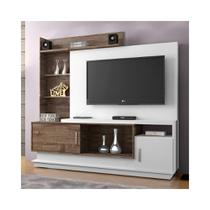Estante Home Theater Adustina P/TV 130x85 cm - CHF Móveis