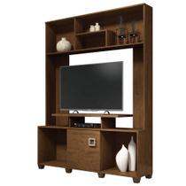 Estante Home Theater Para TV até 47 Pol. Milla 1 Porta - HB Móveis -