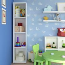 Estante Multiuso Clean 150,8cm x 29,8cm Artany -