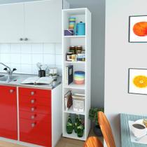 Estante Multiuso Clean 187,8cm x 29,8cm Artany -