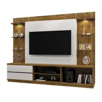 Estante para Home Theater Babilonia Canion e Off White - Mavaular