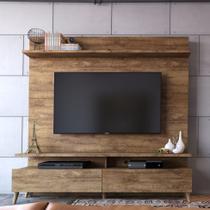 Estante para Home Theather e TV até 60 Polegadas Boss I Madeira Touch - Imcal