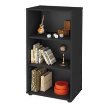 Estante Para Livros Clean 81.2cm Preta Artany -