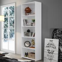 Estante para Livros Mo8600 Branco - Art in móveis