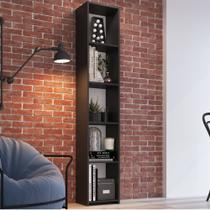 Estante para Livros Multiuso organizadora alta 33cm Funcionale MO050 Art in Móveis -