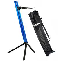 Estante para Teclado Stay Slim 1100/01 Azul -
