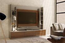 Estante para TV Áries II 220 cm Gianduia Dakota - Casa d